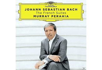 Perahia Murray - The French Suites  - (CD)