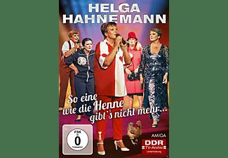 Helga Hahnemann - So eine wie die Henne gibt's nicht mehr DVD