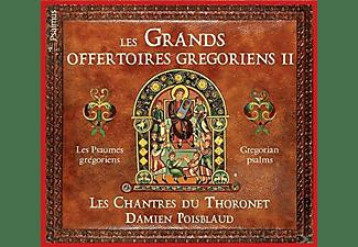 Damien Poisblaud, Les Chantres Du Thoronet - Le Sommet Du Chant Gregorien  - (CD)
