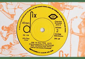 3rd Genration Band - Because Of Money/Obi Ye Saa Wui  - (Vinyl)