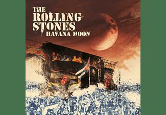 The Rolling Stones - Havana Moon (Limited DVD+3LP Set)  - (DVD + CD)
