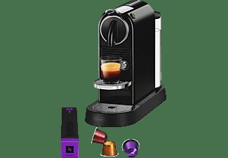 DELONGHI Espresso EN 167 B Kapselmaschine Schwarz