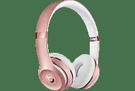 BEATS Solo 3 Wireless, On-ear Kopfhörer Bluetooth Rosegold