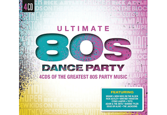 VARIOUS - Ultimate 80s Dance Party  - (CD)