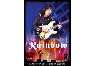 Ritchie Blackmore's Rainbow - Memories In Rock-Live In Germany  - (DVD)