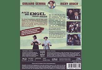 Auch die Engel mögen's heiss [Blu-ray]