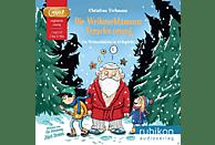 Die Weihnachtsmann-Verschwörung: Ein Weihnachtskrimi in 24 Kapiteln - (MP3-CD)