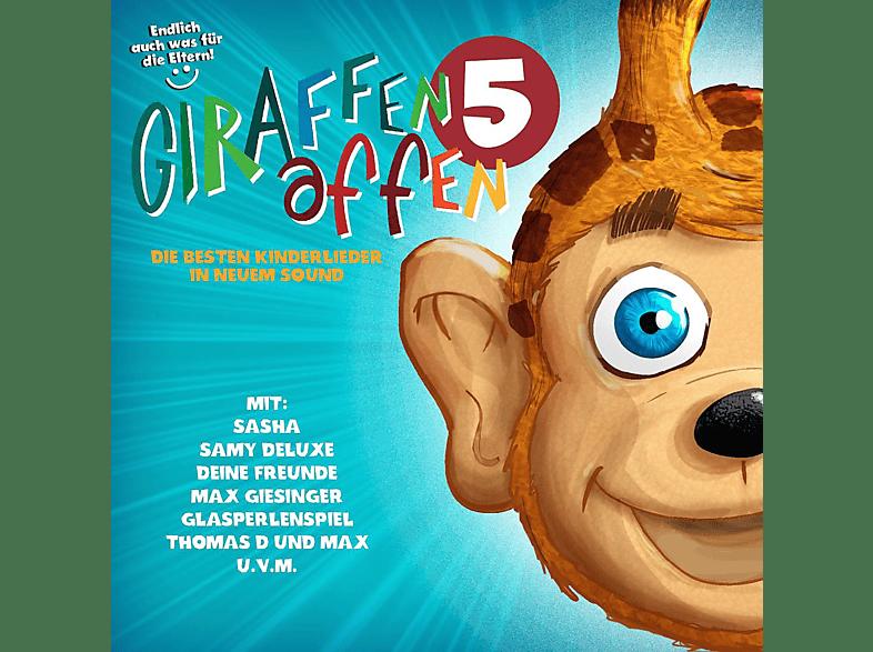 Diverse Kinder - GIRAFFENAFFEN 5 [CD]
