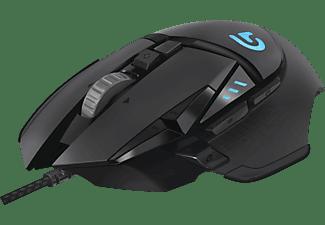 LOGITECH G502 Proteus Spectrum Gaming Maus, Schwarz