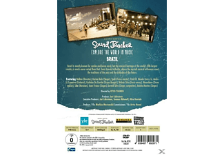 VARIOUS - Sound Tracker: Brazil  - (DVD)