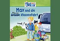 Max - 04: Max Und Die Klasse Klassenfahrt - (CD)
