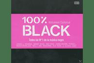 VARIOUS - 100 percent black vol.14 [CD]
