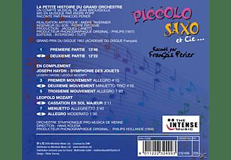 Perier Francois - Piccolo Saxo  - (CD)