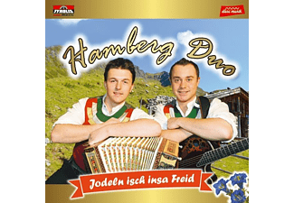 Hamberg Duo - Jodeln isch insa Freid  - (CD)