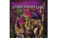 Nazareth - HAIR OF THE DOG LIVE [CD]