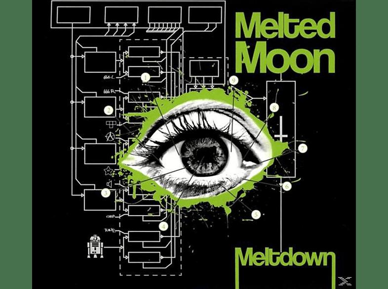 Melted Moon - Meltdown [CD]