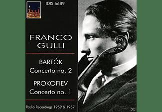 Franco/Celibidache/Rossi/Orch.della RAI Gulli - Violinkonzerte  - (CD)