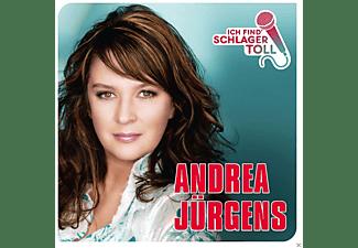 Andrea Jürgens - Ich Find' Schlager Toll-Das Beste  - (CD)