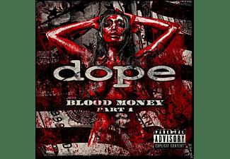 D.O.P.E. - Blood Money Part 1  - (CD)