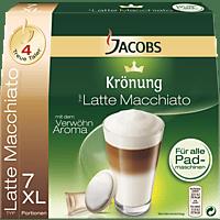 JACOBS Krönung 4031805 Latte Macchiato Kaffeepads (Kaffeepadmaschinen)