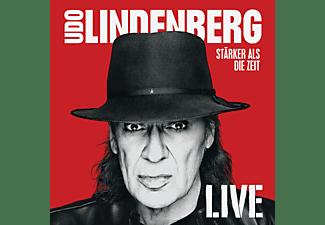 Udo Lindenberg - Stärker als die Zeit - LIVE (3 CD)  - (CD)