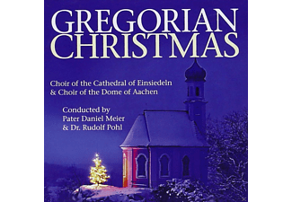 Choir Of The Cathedral Of Einsiedeln, Choir of the Dome of Aachen - Gregorian Christmas  - (CD)