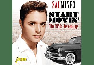Sal Mineo - Start Movin'  - (CD)