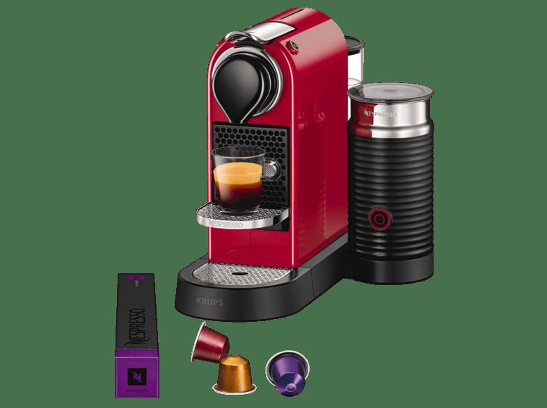 KRUPS Nespresso Citiz&Milk XN760510 kapszulás kávéfőző