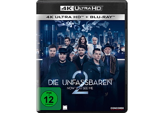 Die Unfassbaren 2 - Now You See Me [4K Ultra HD Blu-ray + Blu-ray]