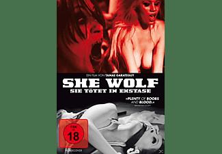 She Wolf DVD