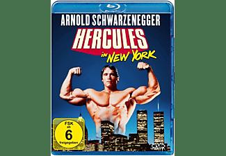 Herkules in New York Blu-ray