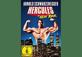 Herkules in New York DVD