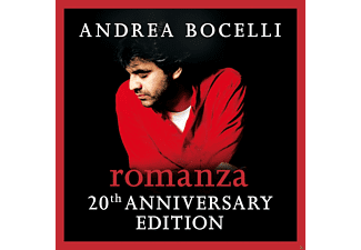 Andrea Bocelli - Romanza  - (CD)