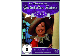 Russische Märchenklassiker: Die Abenteuer des gestiefelten Katers DVD