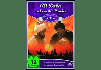 Ali Baba und die 40 Räuber DVD