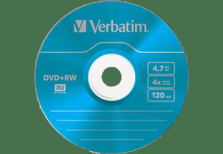 VERBATIM 43297 DVD+RW Rohlinge