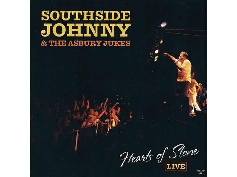 Southside Johnny, The Asbury Jukes - Hearts Of Stone Live [CD]