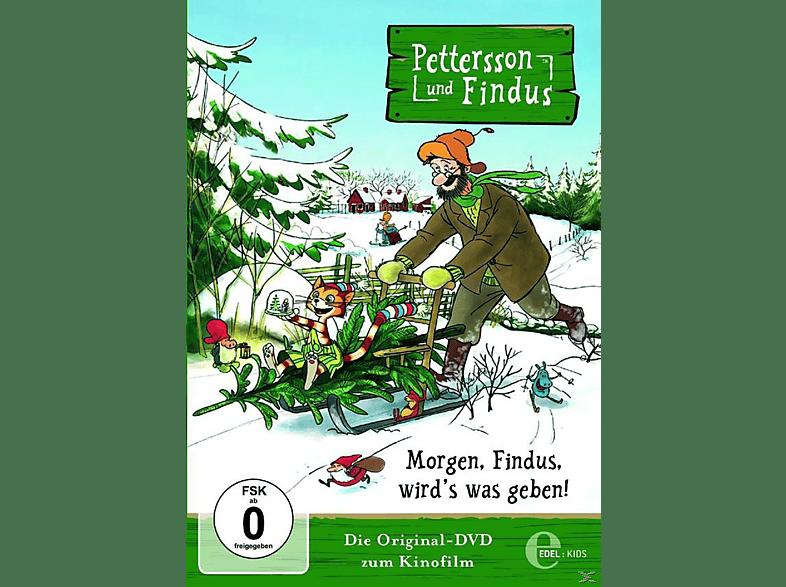 Pettersson Und Findus - Morgen,Findus,Wird's Was Geben! (Weihnachtsspecial) [DVD]
