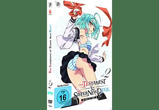 The Testament of Sister New Devil – DVD Box 2 DVD