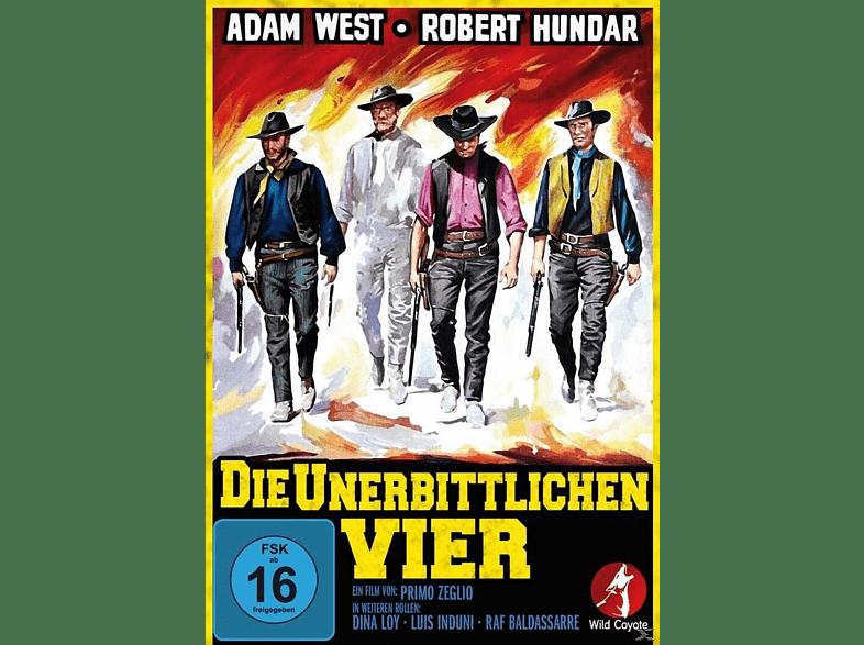 Die unerbittlichen Vier [DVD]