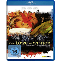 DER LÖWE IM WINTER Blu-ray