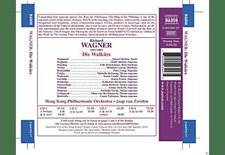 VARIOUS, Hongkong Philharmonic Orchestra - Die Walküre  - (CD)