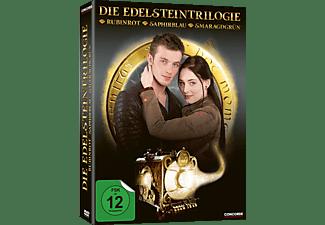 Die Edelsteintrilogie (Rubinrot/ Saphirblau/ Smaragdgrün) DVD