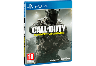 PS4 Call of Duty: Infinite Warfare - Standard Edition