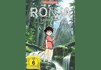 Ronja Räubertochter - Vol. 1 DVD