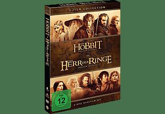 Mittelerde Collection DVD