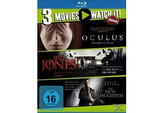 Oculus / Mr. Jones / The New Daughter Blu-ray