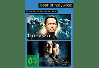 BEST OF HOLLYWOOD - 2 Movie Collector's Pack 121 (Illuminati / The Da Vinci Code - Sakrileg) DVD