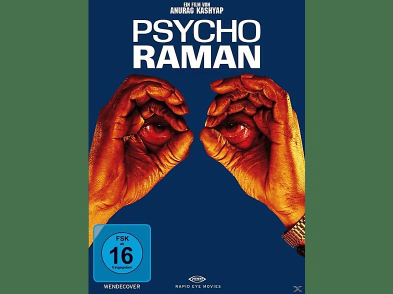 Psycho Raman [DVD]