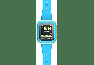 CAT CARL Kids Tracker, Smartwatch, Verstellbar, Blau